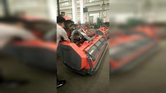 China Offset Heavy Duty Flail Shredder for Brush Megetraon 220