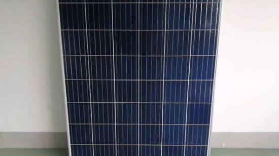 China 48V 320 Watt Poly Solar Panel for Power Supply - China