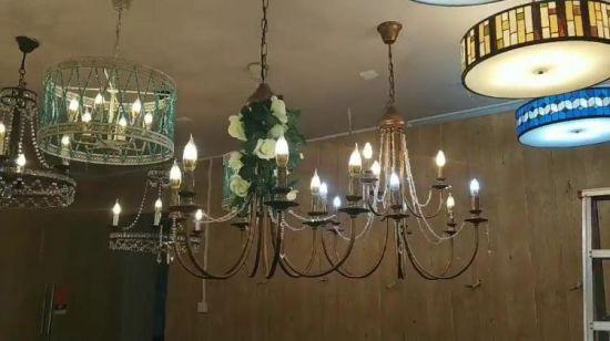 Drop Down Hanging Light Fixtures