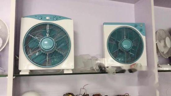 12 pouces de 3 Commande de vitesse du ventilateur de boîte de gros avec minuterie