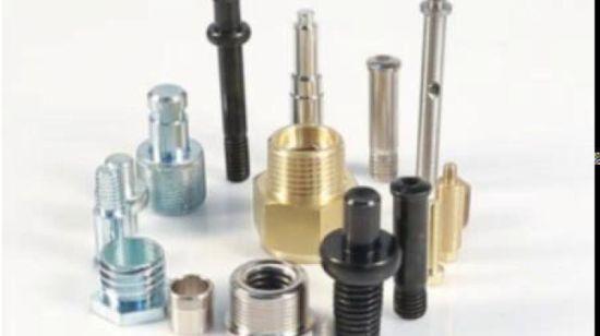 [Hot Item] Advanced Equipment Titanium Metal Passivated Customized Bolt