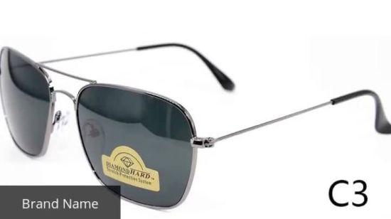 e8895ef9a8529 China Wholesale Fashion Luxury Metal Double Bridge Eyewear Glasses Custom Sunglasses  Frame - China Sunglasses Frame