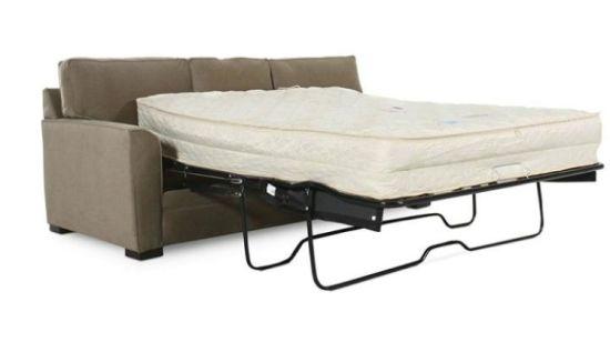 Folding Legless Comfortable Sofa Bed