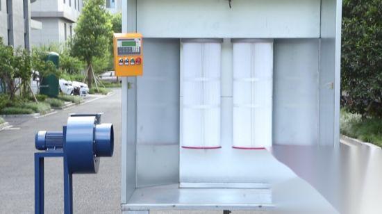 China Homemade Spray Booth Powder Coat Spray Booth - China Powder Coating Booth, Powder Spray Booth