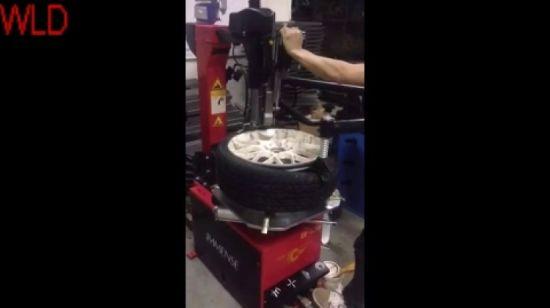 [Hot Item] Wld-R-503 Auto Car Semi-Automatic Tire Changing Machine