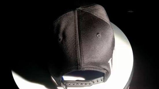 20e32f268fd China Custom Man Hat 5 Panels Acrylic Sun Visor Cap Flat Brim Embroidery  Snapback Cap - China Sun Visor Cap