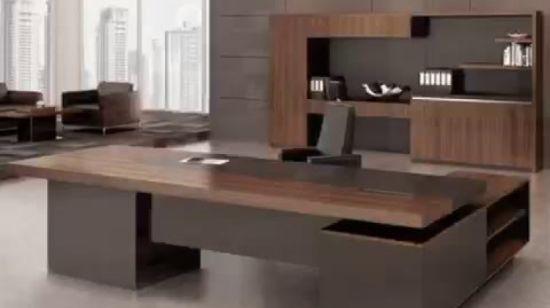 Diseno Muebles Para Oficina.China Diseno Moderno De Lujo En Mesa De Oficina Escritorio