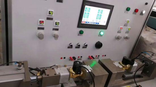 "1//2/"" Compresor de aire TEMPORIZADO Electrónico Válvula de drenaje automática Indicador LED AC110V"