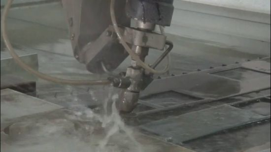 China Hot Sale with High Quality Waterjet Machine with Igems