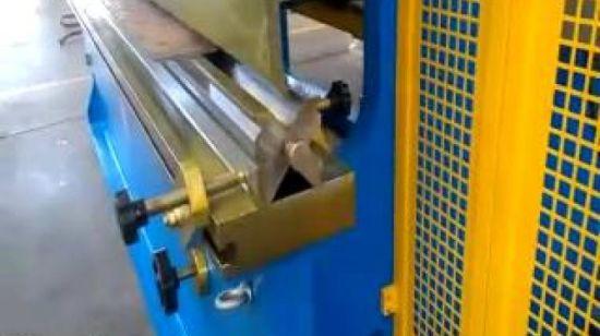 [Hot Item] Press Brake/Hydraulic Plate Bending Machine/Machine Tool/CNC  Hydraulic Plate Bender