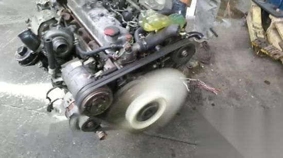 Brand New Water Cooling Isuzu Diesel Engine 4jb1 4jb1t