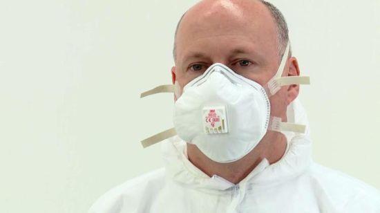 mascherina ffp3 3m