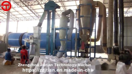 China Manufacturer Industrial Brewer Spent Grain Rotary Drying