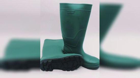 China Rubber Waterproof Steel Toe Cheap