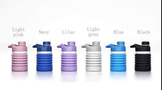 e0347b0c03 China Eco-Friendly Silicone Collapsible Travel Bottle - China Water Bottle, Sports  Bottle
