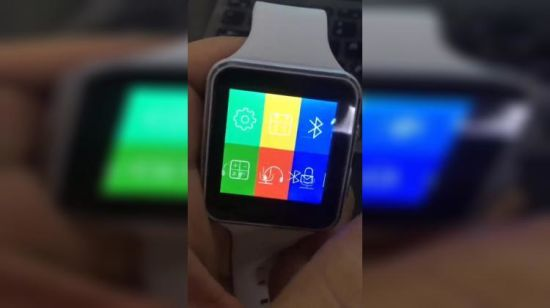 China X6 Smartwatch with Camera Support SIM TF Card
