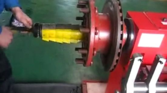 China Model C9350 Series Drum/Disc Brake Lathe Machine with
