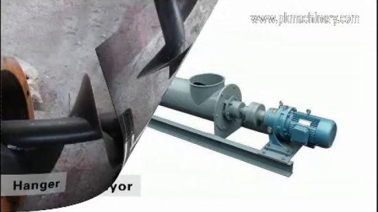 шнековый конвейер производство