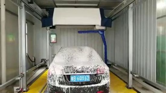 No Touch Car Wash Near Me >> Hot Item Touchless Carwasher 360 Degree Rotation Risense Hp 360