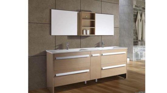 Wholesale armario moderno cuarto de baño con lavabo armario Espejo