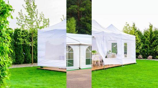 Stunning Tente De Jardin Gazebo Contemporary - House ...