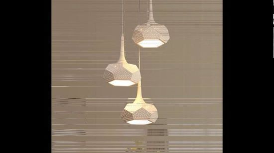 Heads Pendant Lighting Decorative Lamps