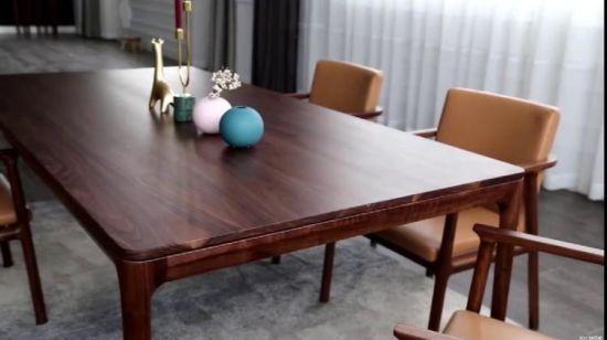 China Venta caliente Ultra sencillo mesa de comedor de la ...