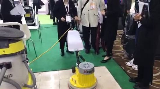 China Single Disc Floor Buffing