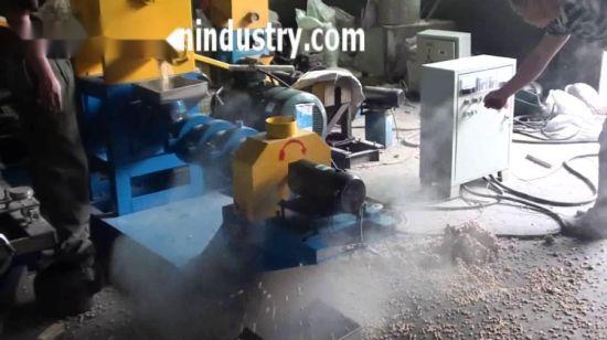 China Manufacturer Floating Fish Food Process Mill Making
