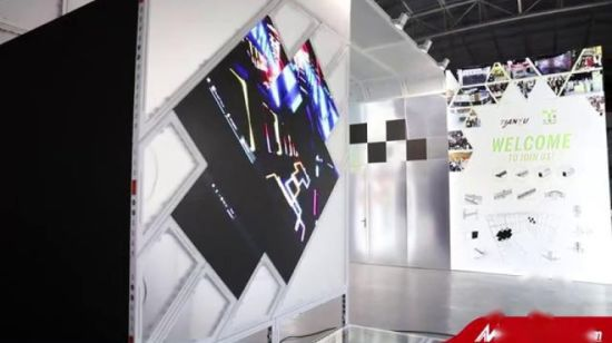 Modern Exhibition Stand Near Me : China aluminium modern design exhibition booth from tianyu display