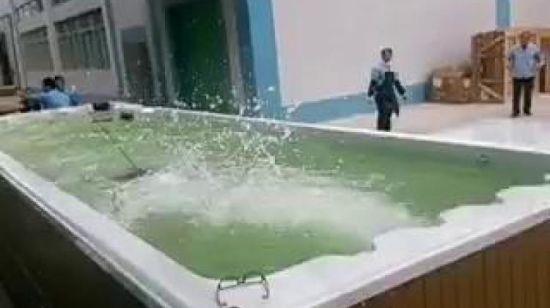 China Endless Pool Balboa SPA Pool Prices Large Size Above ...