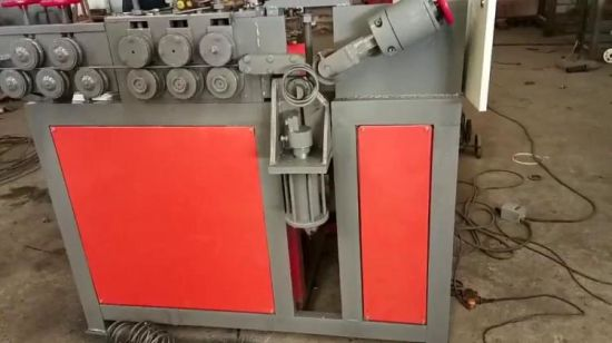 Automatic Rebar Spiral-Hoops Bending Machine