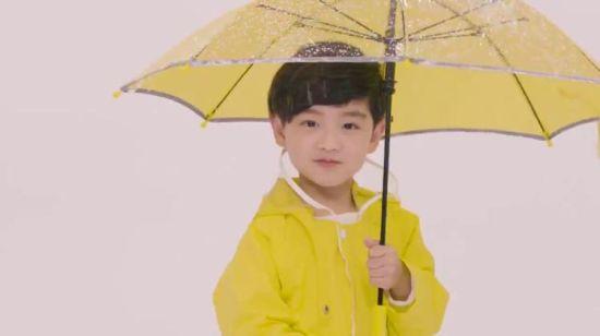 China Custom Logo Design Wholes Cute Kid Child Umbrella Sun Capsule