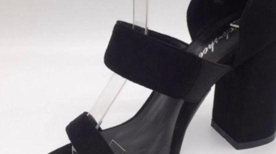 5c00c04f3 China Factory OEM Beautiful Elegant Sexy Block Heel Ladies Ankle Strap  Shoes Women Sandals - China Factory OEM Beautiful Elegant Sexy Shoe, Stiletto  Heel ...