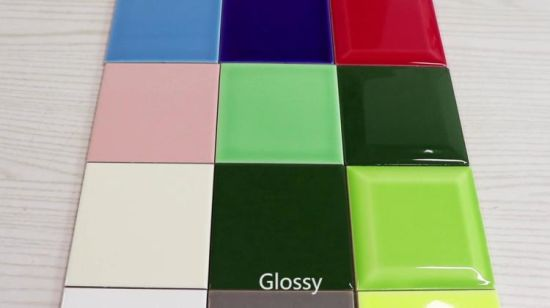 10x10 Cm Decorative Glazed Surface Grass Green Kitchen Backsplash Tile China Ceramic Wall Tile Backsplashes Tile Made In China Com