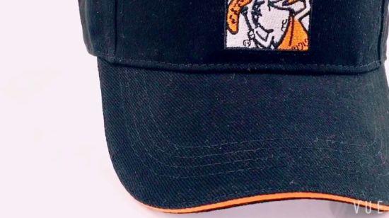 c6fc7fa4679 China Promotional Cotton Sports Cap Sun Visor with Custom Embroidery Logo Man  Hat - China Hats