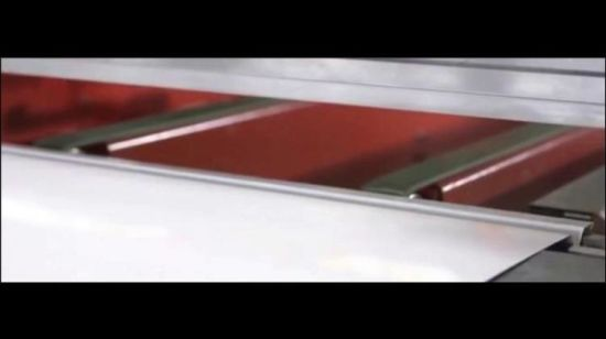 China Prepainted Decoration Galvanized Building Material Classic Rib