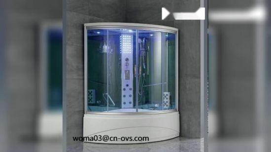 Chine L\'intérieur Coin complet de la vapeur de luxe salle de ...