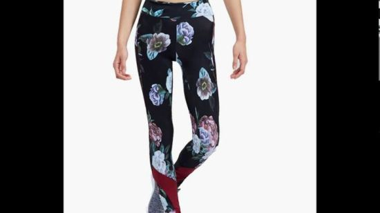 China Apretado Equipado Gimnasio De Alta Calidad Con Polainas Pantalones Para Momen Comprar Pantalones De Yoga En Es Made In China Com
