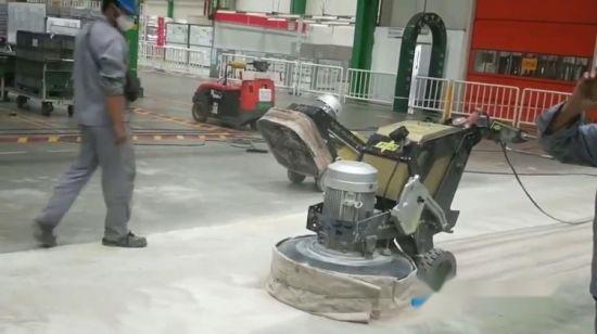 China Best Home Depot Diamond Floor Concrete Grinding