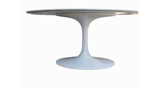 China Replica Eero Saarinen Oval Tulip Table   China Furniture, Carara  Marble Table