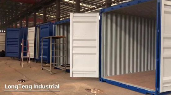 [Hot Item] Nesting Steel Box 5FT 6FT 7FT 8FT 9FT 10FT Mini Storage Shipping  Container