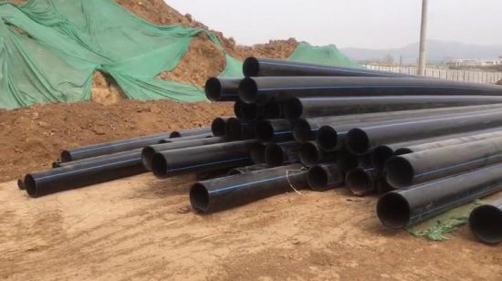 Black Plastic 50mm 150mm 2 5 8 24 36 Inch Diameter HDPE High Density  Polyethylene Water Pipe Price