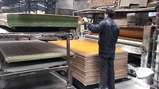 China 6*9FT Plywood Making Machine for Woodworking Machinery - China