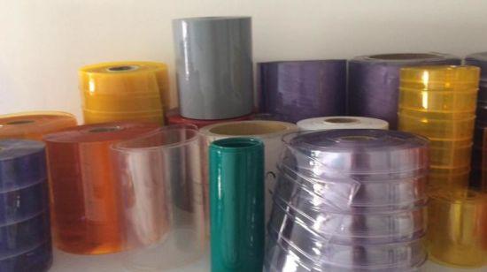 Polar bande PVC rideau en plastique au congélateur pour chambre froide