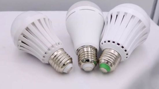 China Rechargeable Led Emergency Bulb Battery Powered Led Light Bulb