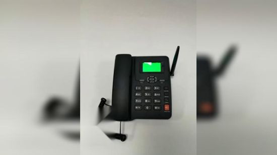 dc1e247e0 China GSM Cordless Telephone Landline Phone with SIM Card Slot Cheap Phone  - China GSM Phone