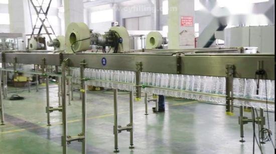 Pet Fles Pure Water Productie Machine