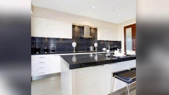 Blanco dos Pack de actualización de moderno diseño de Muebles Armarios de  cocina