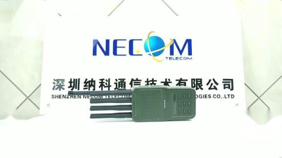 China Good Battery Inside Portable RF Signal Scrambler 315/433